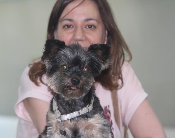 Caso clínico melanoma conjuntiva canino