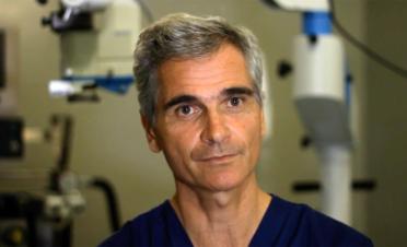 Paco Simó, oftalmólogo veterinario IVO