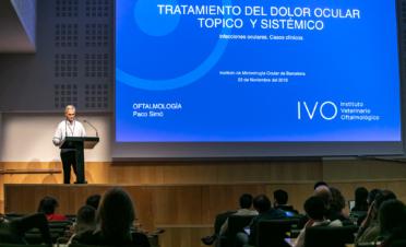 Curso Infecciones Oculares Casos clínicos. Foto: J. Casanova