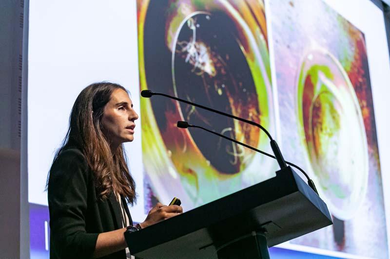 Raquel Prats en Curso Oftalmología veterinaria IVO - Infecciones oculares. Casos clínicos