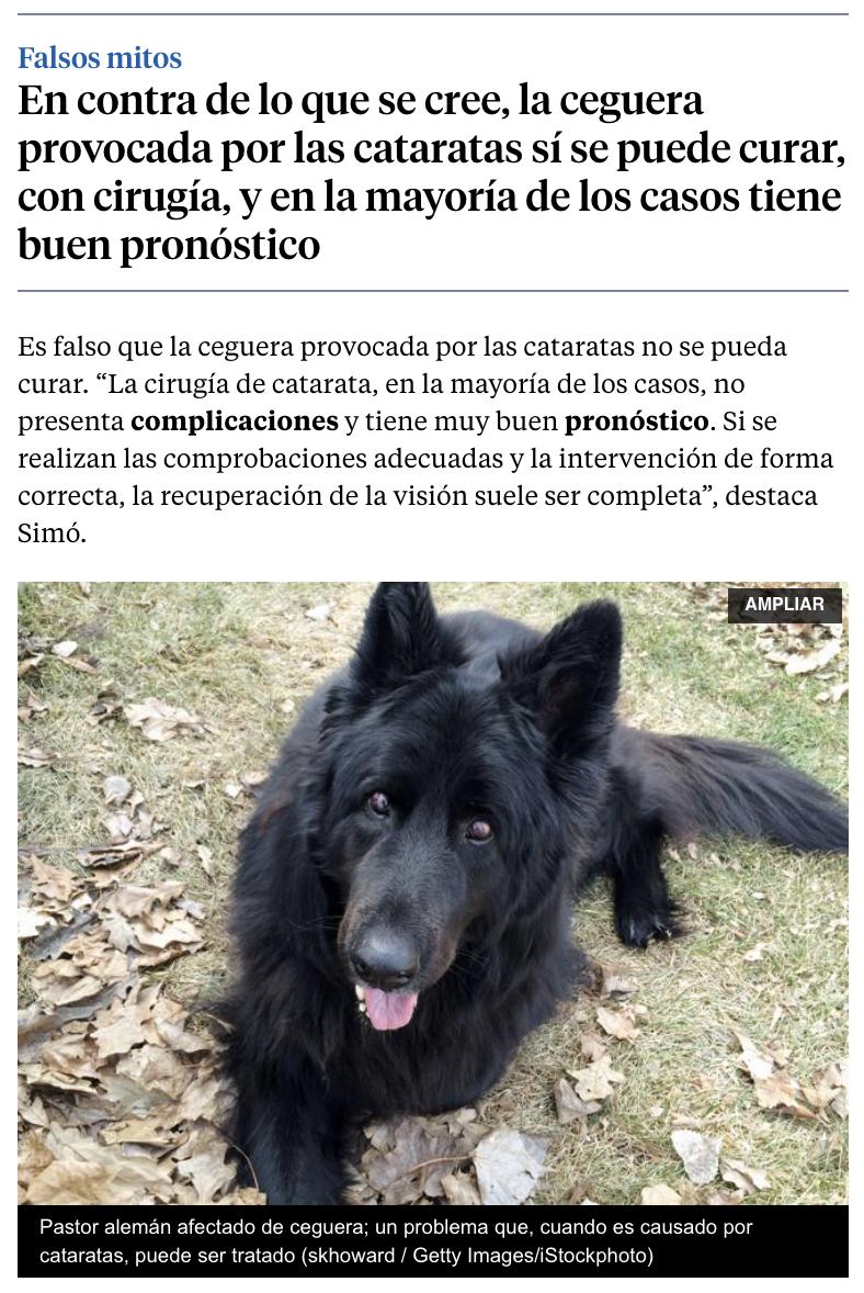 Fragmento La Vanguardia